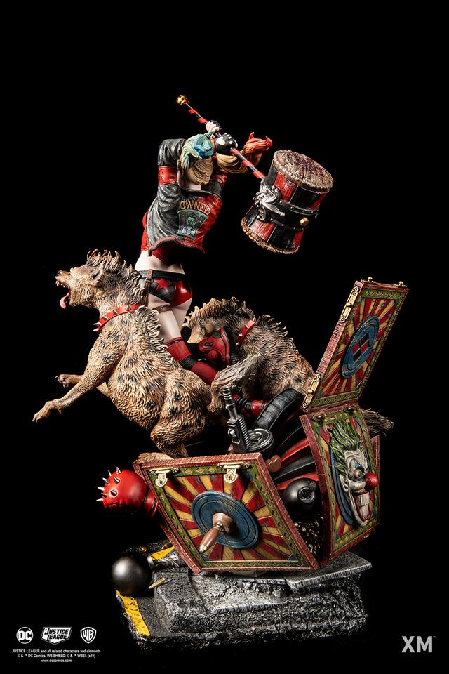 Premium Collectibles : Harley Quinn 1/6 0254jzd