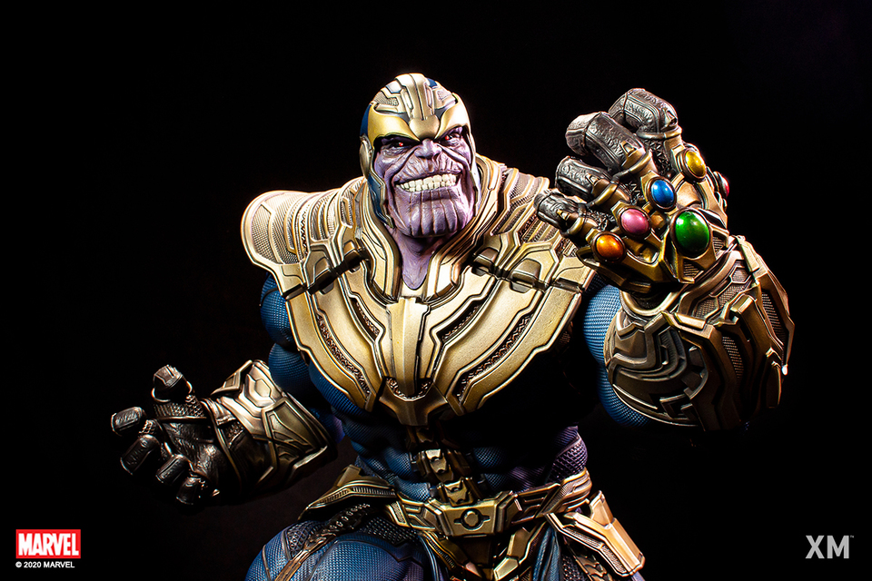 Premium Collectibles : Thanos (Stand alone) 02b3jcl