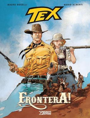 Tex Romanzi a Fumetti N.02 - Frontera! (09-2015)