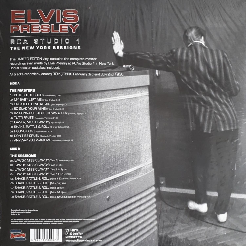 RCA STUDIO 1 (The New York Sessions) 02k8j4m