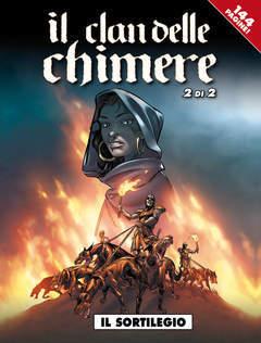 Cosmo Serie Blu 46 - Il clan delle Chimere 02: Il sortilegio (Cosmo 2016-07)
