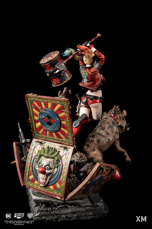 Premium Collectibles : Harley Quinn 1/6 030cjj9