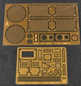 Sd Kfz 186 Jagdtiger 1:16 Trumpeter 0322m7uzq