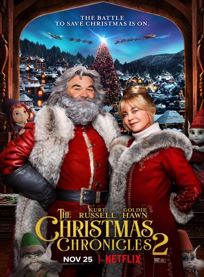 The Christmas Chronicles: Part Two | 2020 | HDRip XviD | Türkçe Dublaj