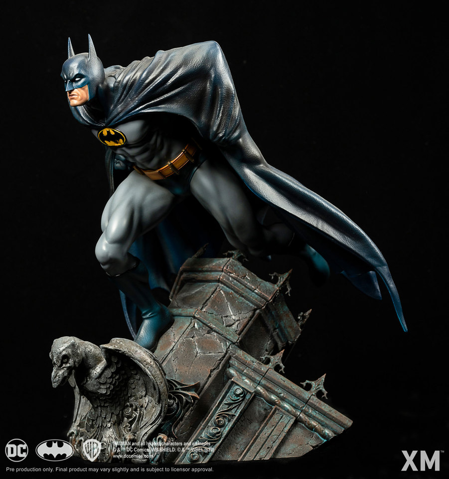 Premium Collectibles : Batman 1972 Cover Art 1/6 0324jxk