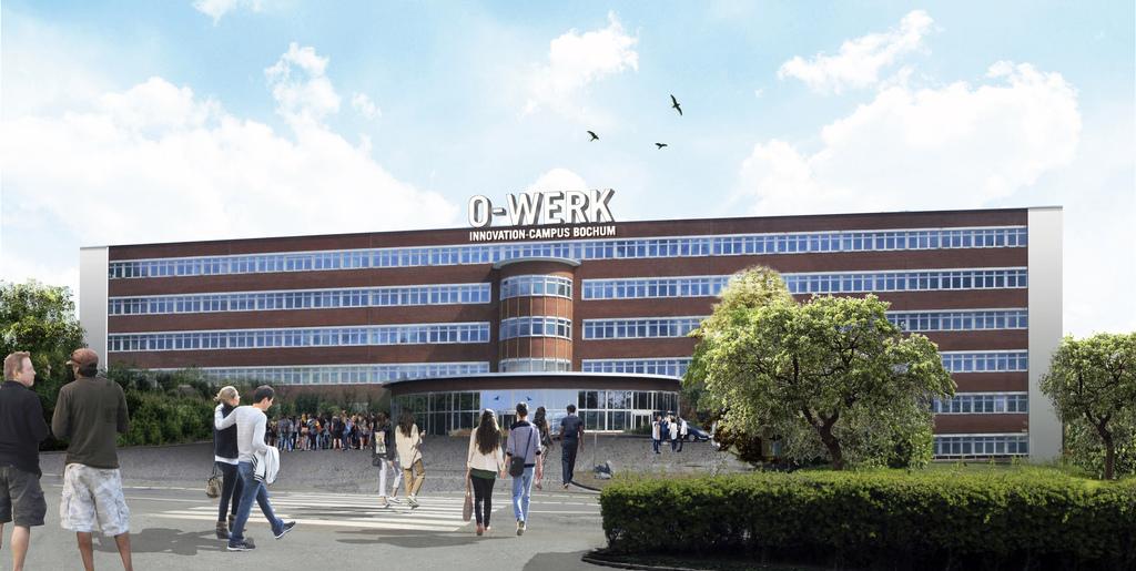 Bochum neustrukturierung opel werksfl chen planung bau seite 6 deutsches architektur forum - Architekturburo bochum ...