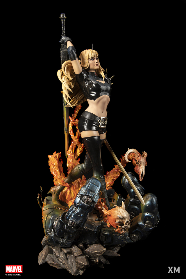 Premium Collectibles : Magik 03j7j8k