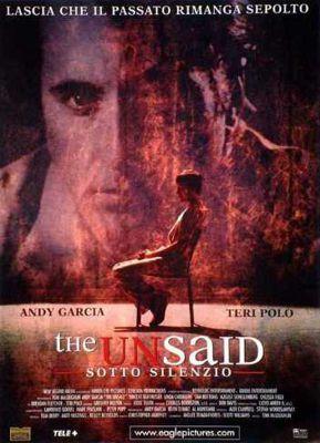 The Unsaid - Sotto Silenzio (2001) HDTV 720P ITA AC3 x264 mkv