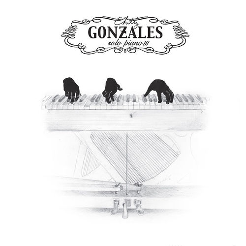 Chilly Gonzales - Solo Piano III (2018)