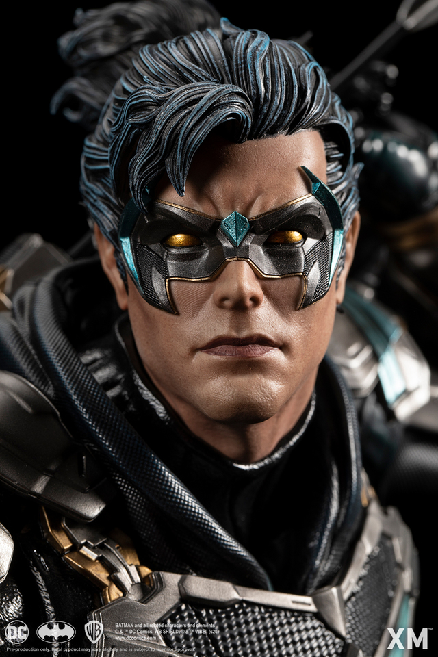 Samurai Series : Nightwing 03vvkg9