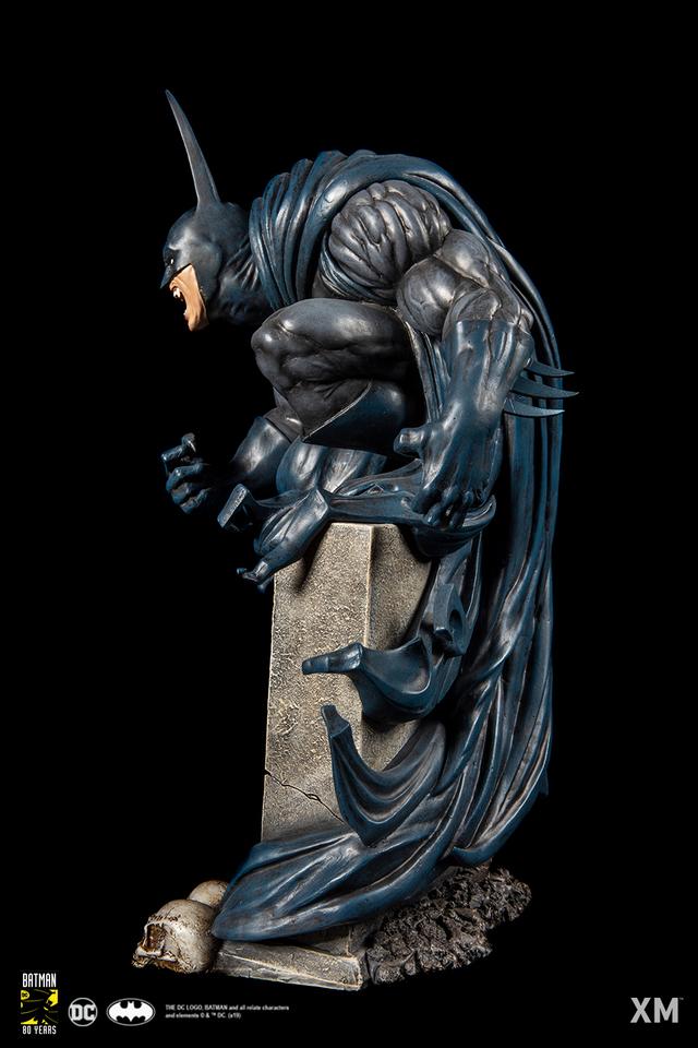 Premium Collectibles : Batman Bloodstorm Cover Art 1/6**  0436jb1