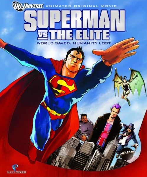 Süperman vs The Elite Film indir