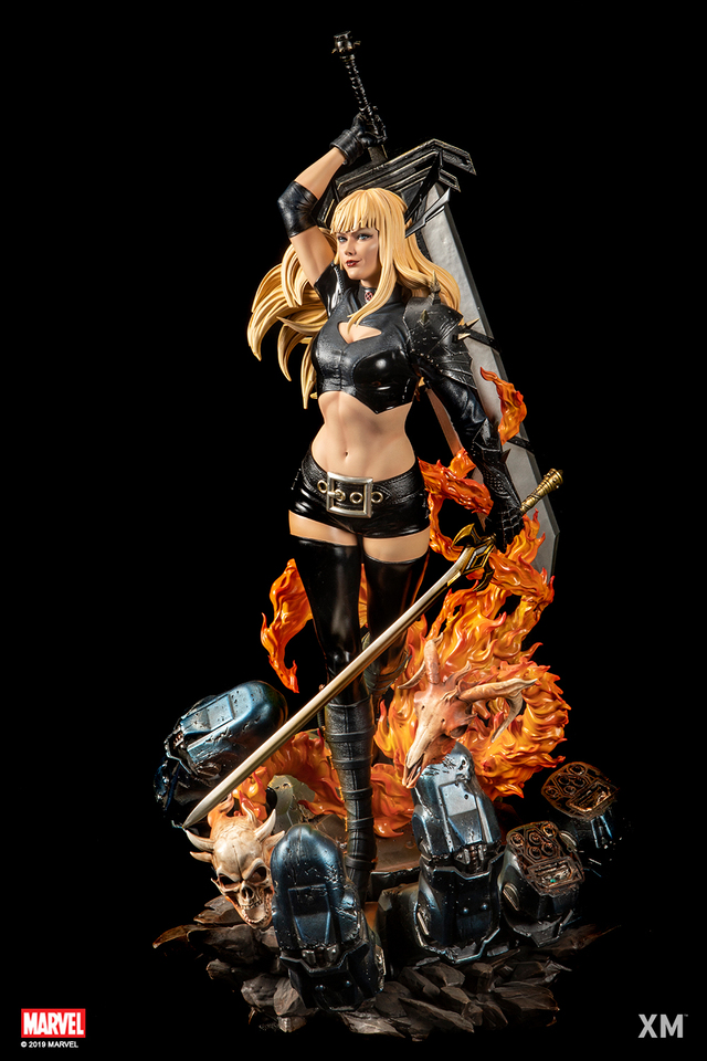 Premium Collectibles : Magik 04a7djts