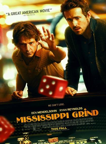 Mississippi Ateşi – Mississippi Grind 2015 (Türkçe Dublaj) BRRip XviD