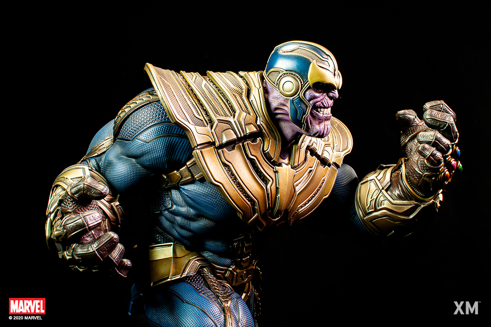 Premium Collectibles : Thanos (Stand alone) 04o4kmx