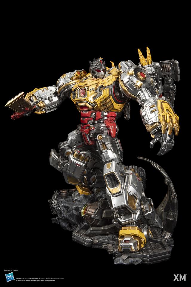 Premium Collectibles : Transformers - Grimlock (G1) 04vsjiu