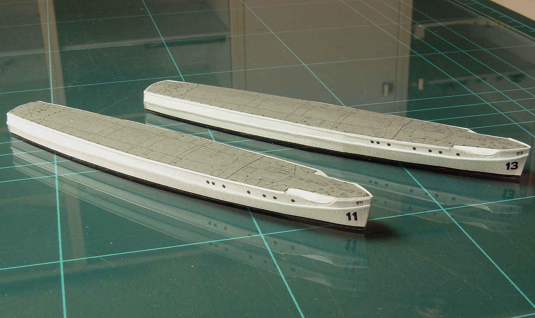 Schnellboote Série S7-S13 de la Reichsmarine 1:250 05-rumpf-komplett-2x5k13