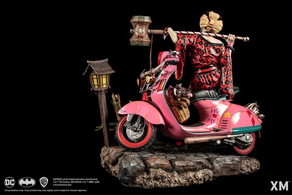 Premium collectibles : Harley Quinn** 05k5kgz