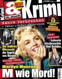 Die Aktuelle Krimi Magazin No 09 2020