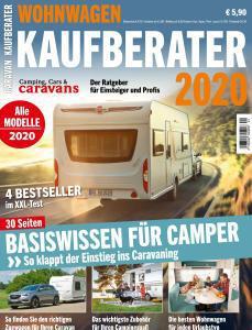 Camping, Cars & Caravans Sonderheft - Kaufberater No 01 2020