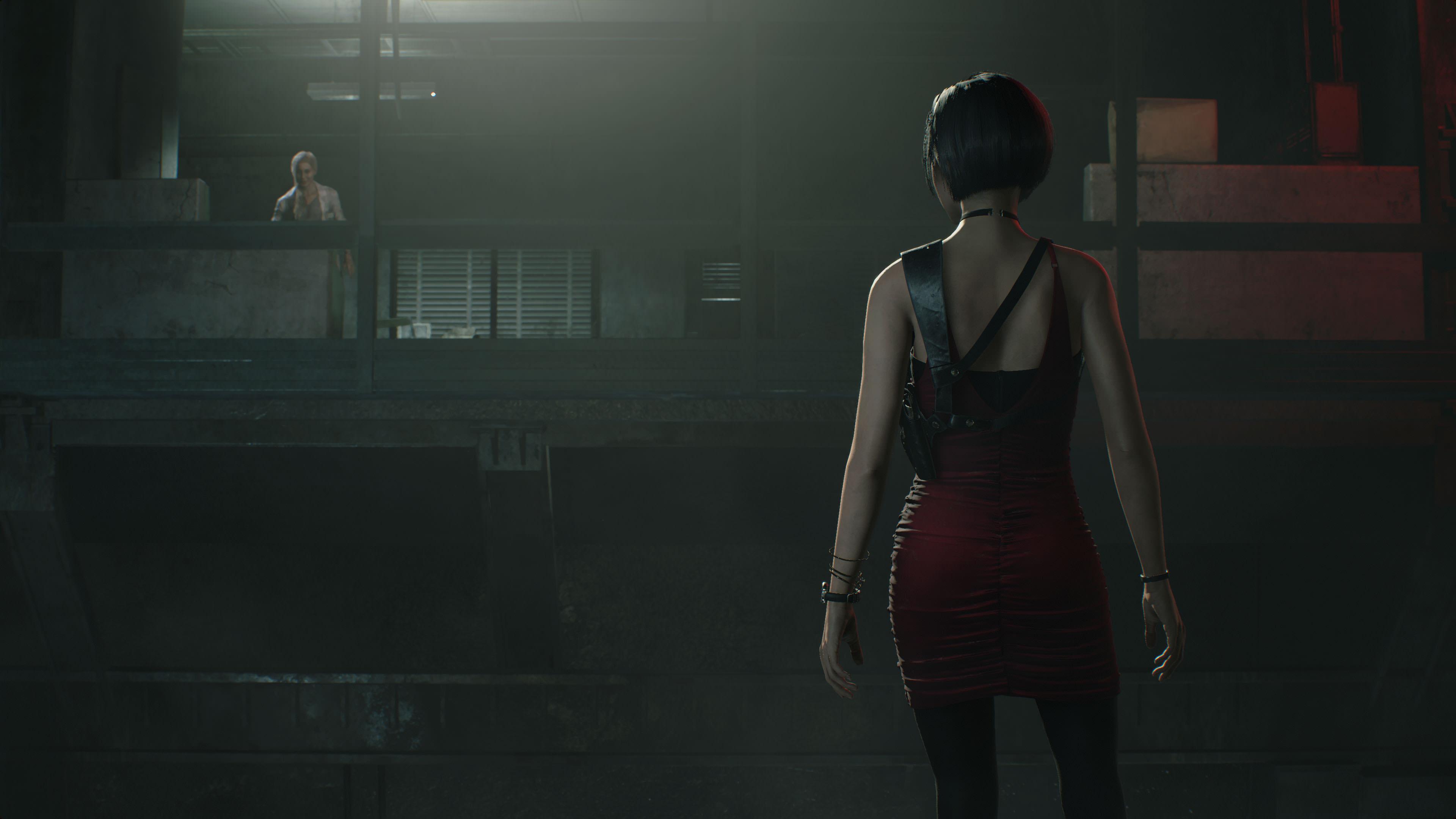 Resident Evil 2 Ultrawide