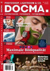 Docma  Magazin für Bildbearbeitung Oktober-Dezember No 04 2020