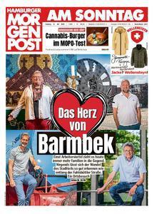 Hamburger Morgenpost am Sonntag vom 12 Juli 2020