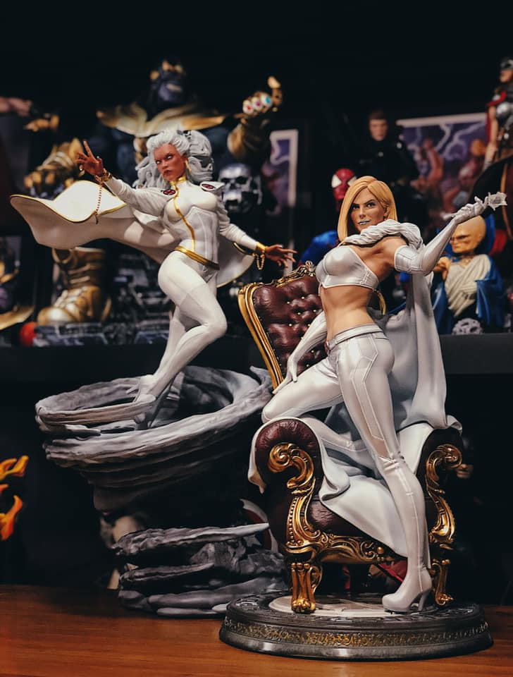 Premium Collectibles : Emma Frost 06kjgj