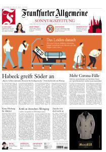 Frankfurter Allgemeine Sonntags Zeitung vom 27 September 2020