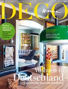 Deco Home Magazin September-Oktober No 04 2020