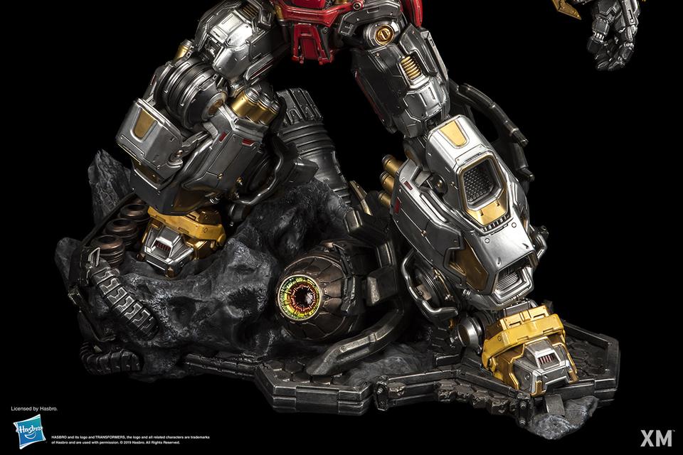 Premium Collectibles : Transformers - Grimlock (G1) 06olkkc