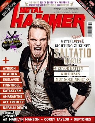 Metal Hammer Musikmagazin Oktober No 10 2020