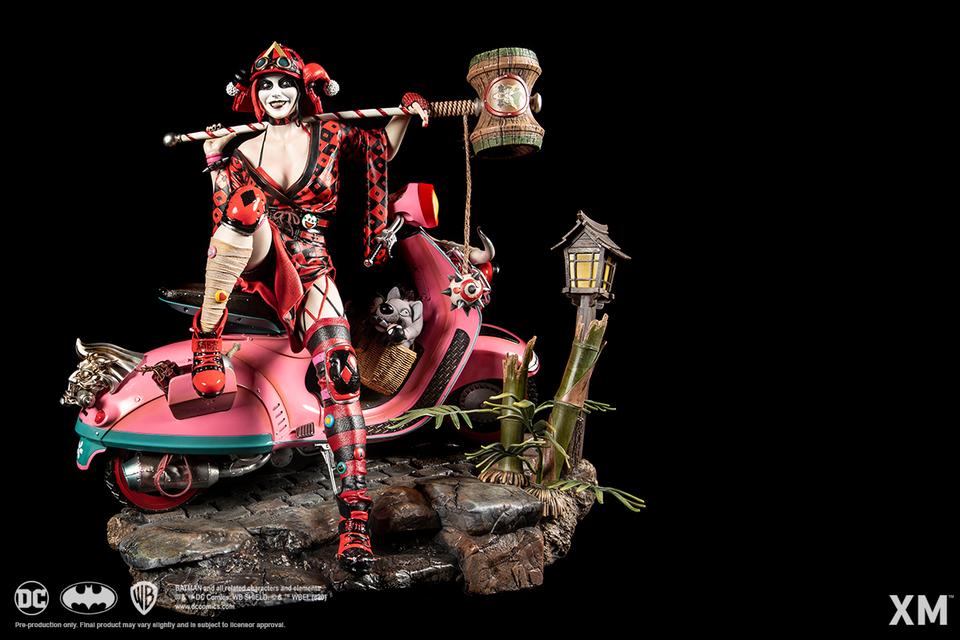Premium collectibles : Harley Quinn** 06s7juw