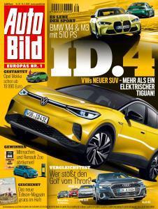 Auto Bild Magazin September No 39 2020