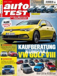 Auto Test Magazin (Der Kaufberater) Juli No 07 2020
