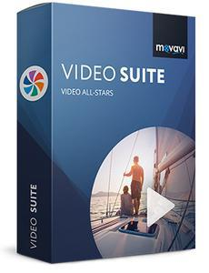 Movavi Video Suite 20.4.0 Multilingual inkl.German (32,64 Bit)