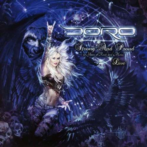 07273613353738lsnl - Doro - Strong And Proud - (2016)