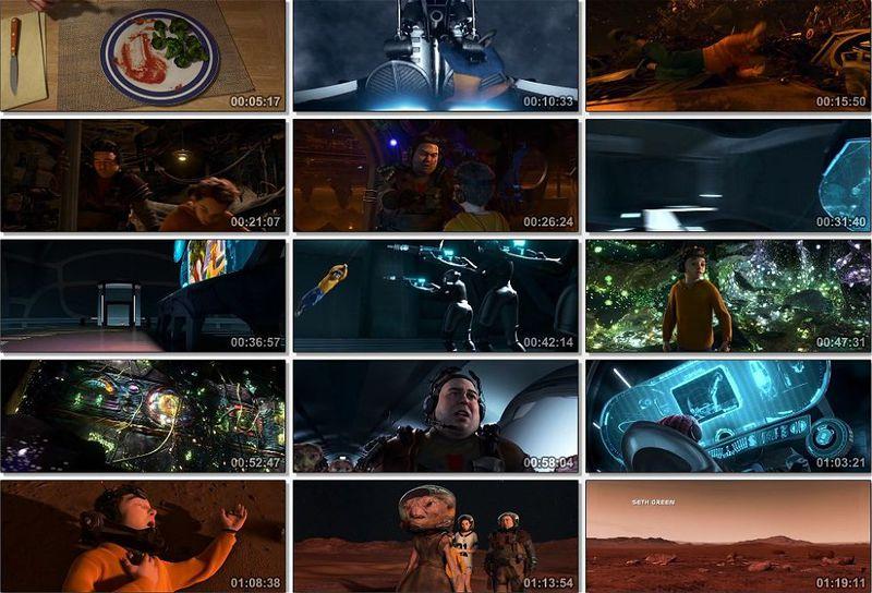 Marslılar Annem Ve Ben Ekran Görüntüsü 1