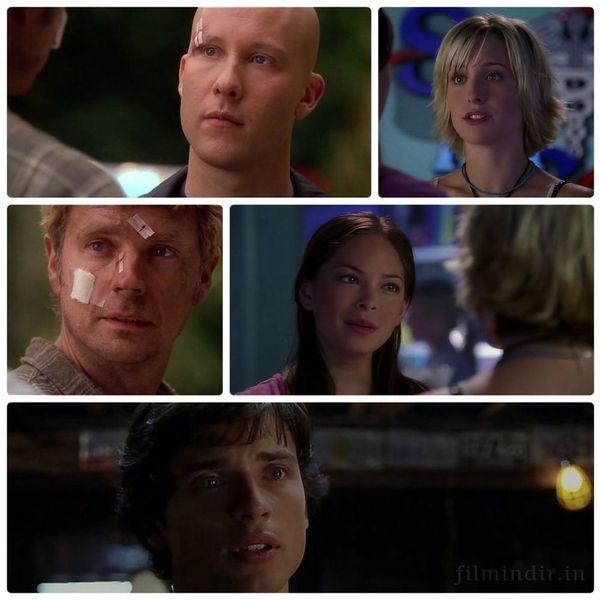 Smallville: 2.Sezon Tüm Bölümler Ekran Görüntüsü 1
