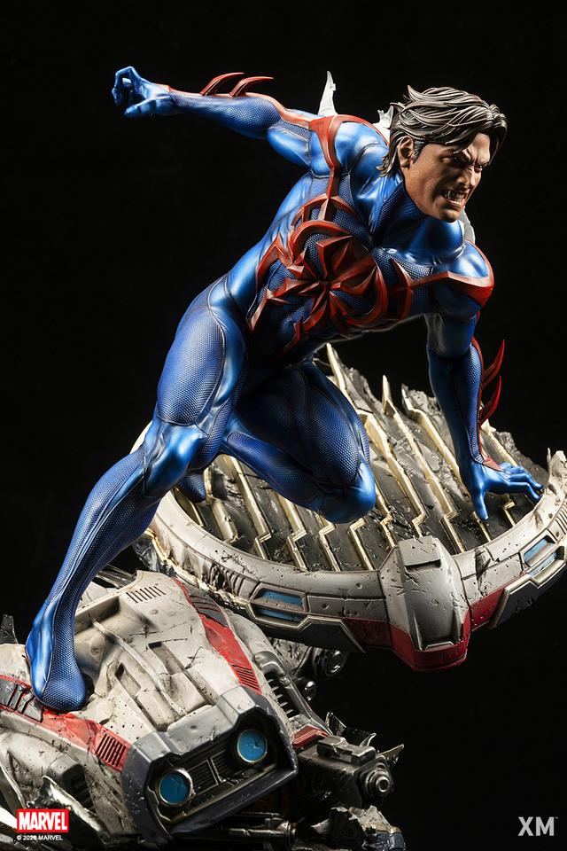 Premium Collectibles : Spider-Man 2099 07e2j5w