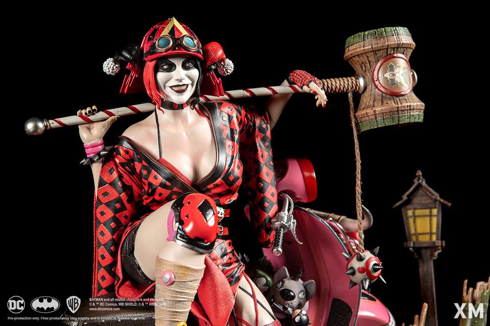 Premium collectibles : Harley Quinn** 07lhjv3