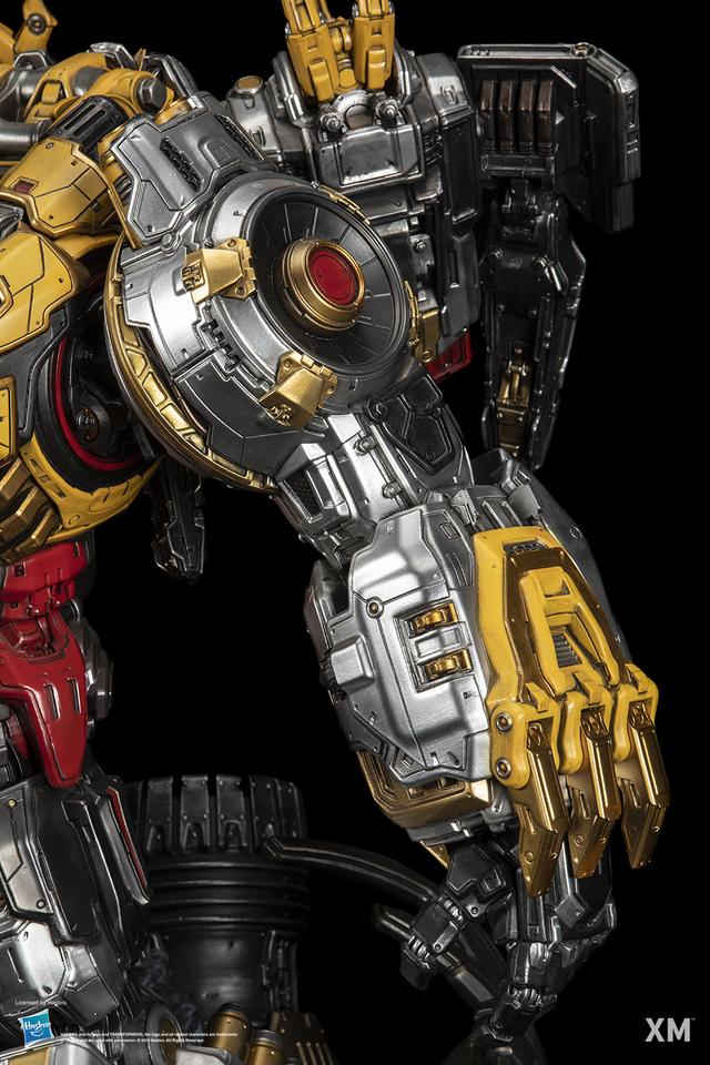Premium Collectibles : Transformers - Grimlock (G1) 07mskj5