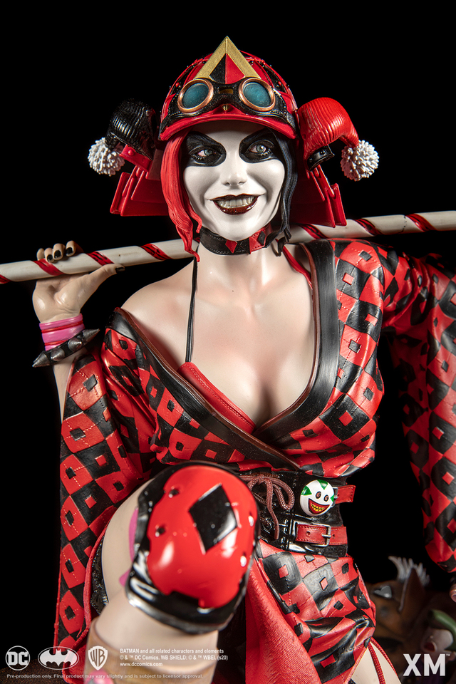 Premium collectibles : Harley Quinn** 085kk31