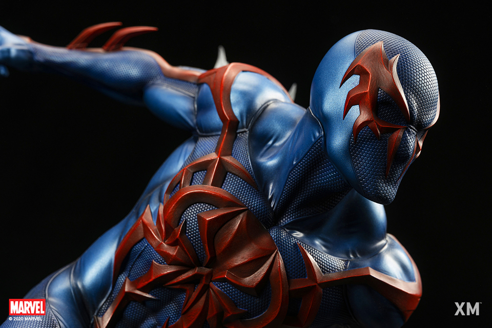 Premium Collectibles : Spider-Man 2099 08hnkhy