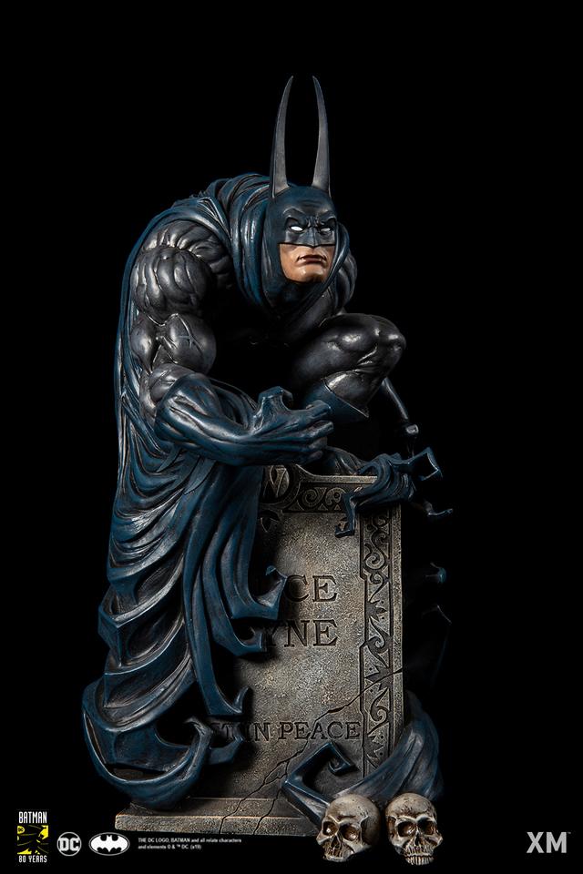 Premium Collectibles : Batman Bloodstorm Cover Art 1/6**  08snjft