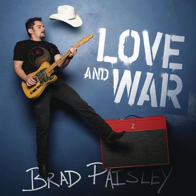 Brad Paisley - Love and War (2017).mp3 320Kbps