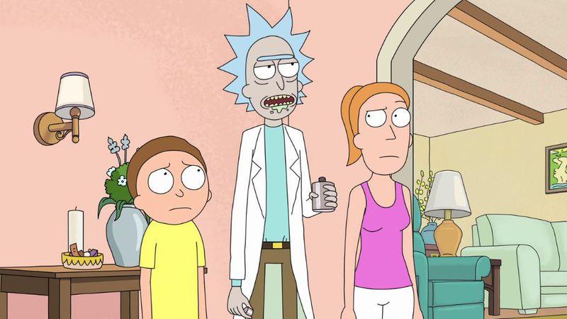 Rick and Morty: 2.Sezon Tüm Bölümler Ekran Görüntüsü 1