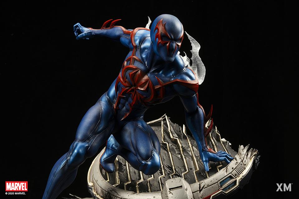 Premium Collectibles : Spider-Man 2099 09tqkxt