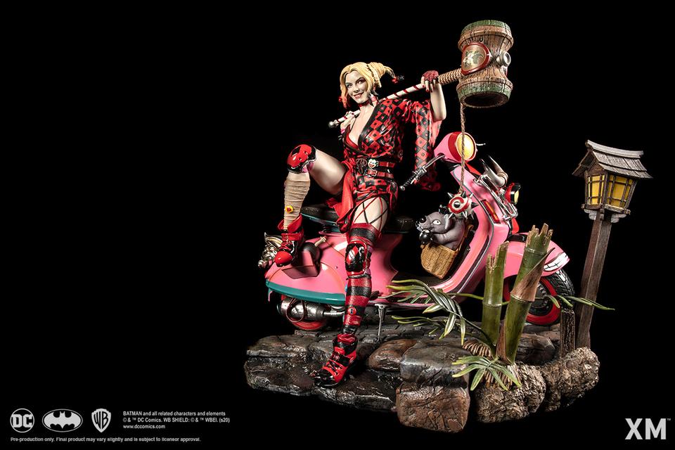 Premium collectibles : Harley Quinn** 09ubku6