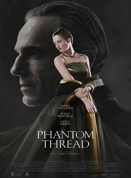 Phantom Thread - 2017 - BRRip - Türkçe Dublaj